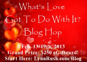 What's love got to do with it blog hop